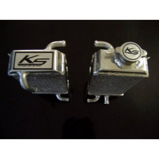 KS HYPERFLOW Kühler HONDA CRF150 07- Set